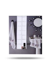 Beşiktaş 50*90 White Face Towel