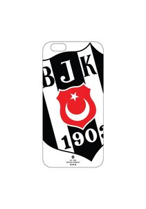 Beşiktaş IPHONE 6 Telefoonhoesje Beşiktaş Embleem
