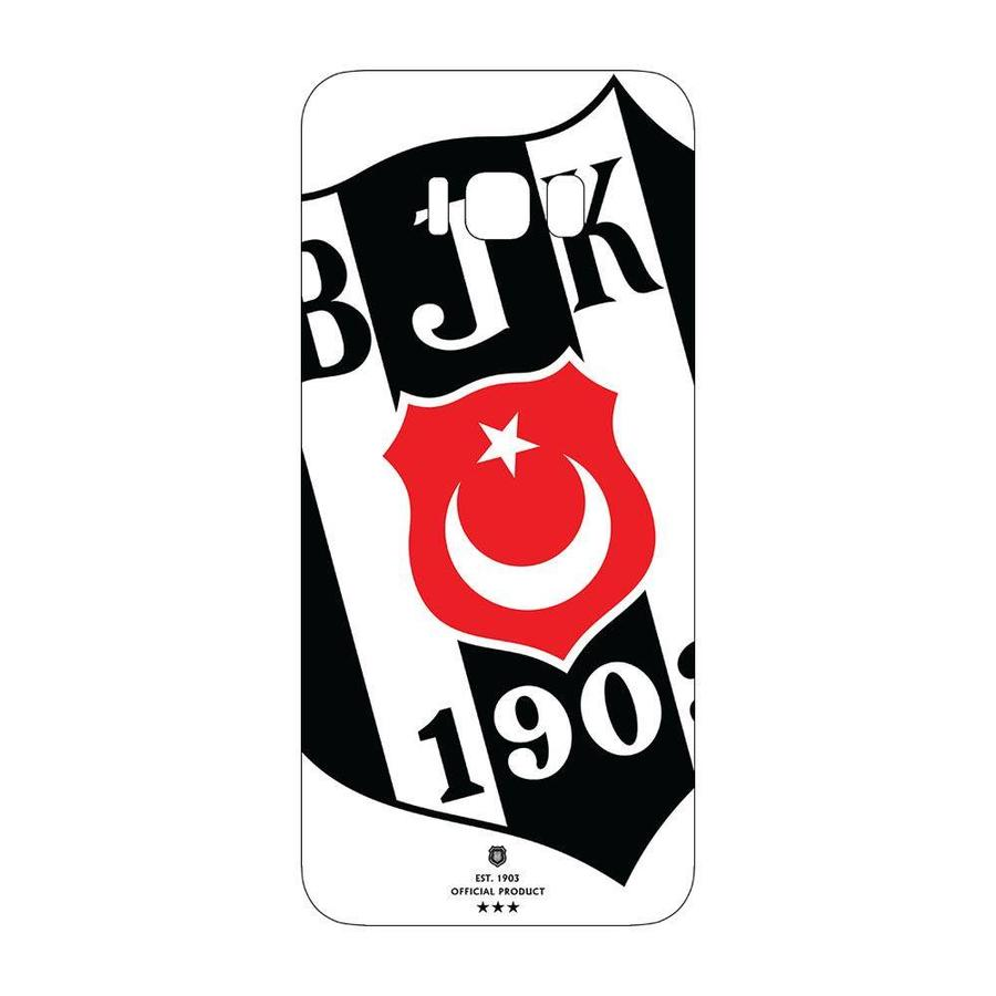 Beşiktaş SAMSUNG S8 Telefoonhoesje Beşiktaş Embleem
