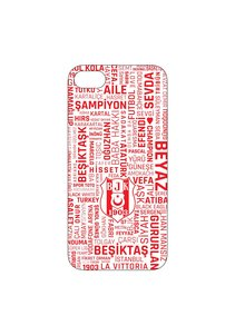 BJK IPHONE 7 / IPHONE 8 HİSSET Rouge