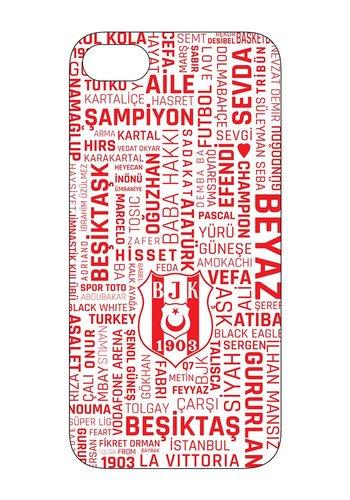 Beşiktaş IPHONE 7 / IPHONE 8 HİSSET Rood