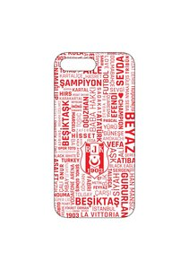 BJK IPHONE 7 / 8  PLUS HİSSET RED