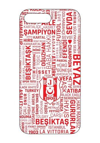 Beşiktaş IPHONE 7 / 8  PLUS HİSSET Rood