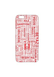 BJK IPHONE 6 HİSSET RED