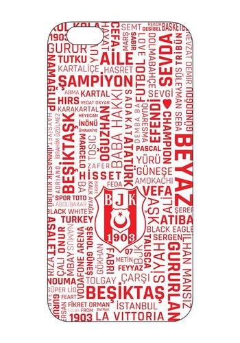 BJK IPHONE 6 HİSSET RED