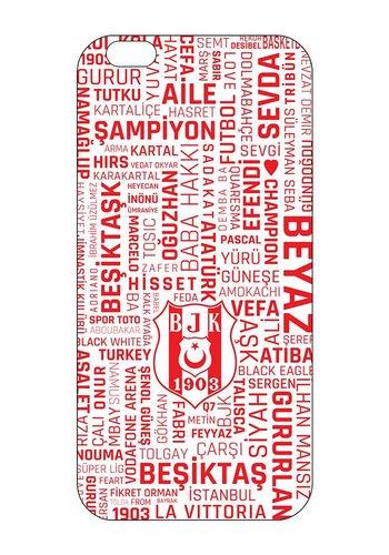 Beşiktaş IPHONE 6 PLUS HİSSET Rood