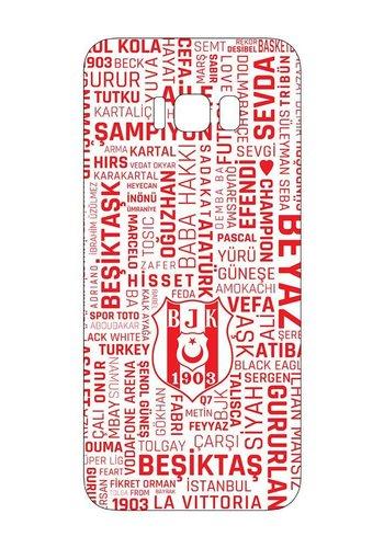 BJK SAMSUNG S8 HİSSET RED