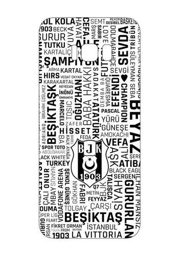 BJK SAMSUNG S8 HİSSET BLACK