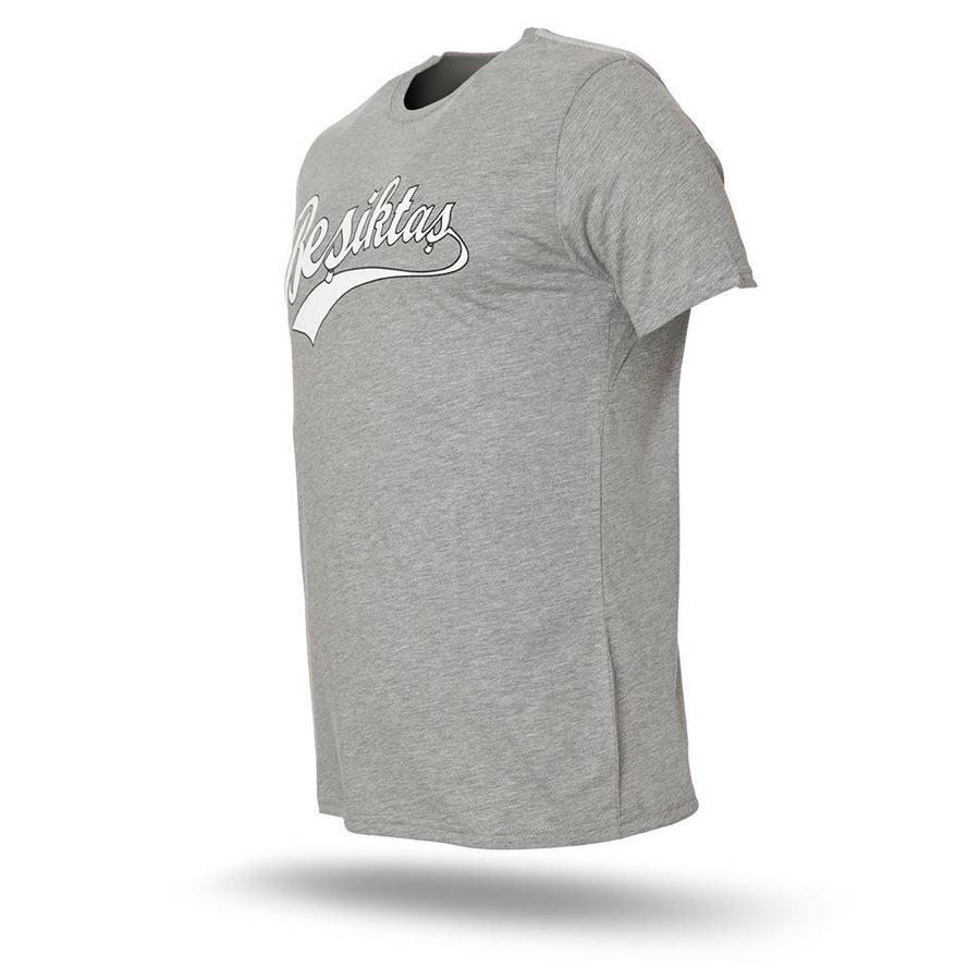 Beşiktaş College T-Shirt Heren 7718101 Grijs