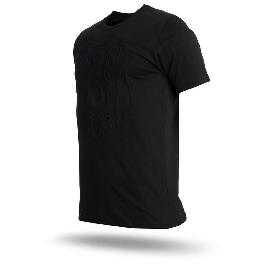 Beşiktaş Reliëf Logo T-Shirt Heren 7818104