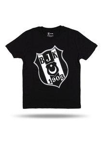 Beşiktaş Logo en Diagonal T-Shirt Pour Enfants 6818105