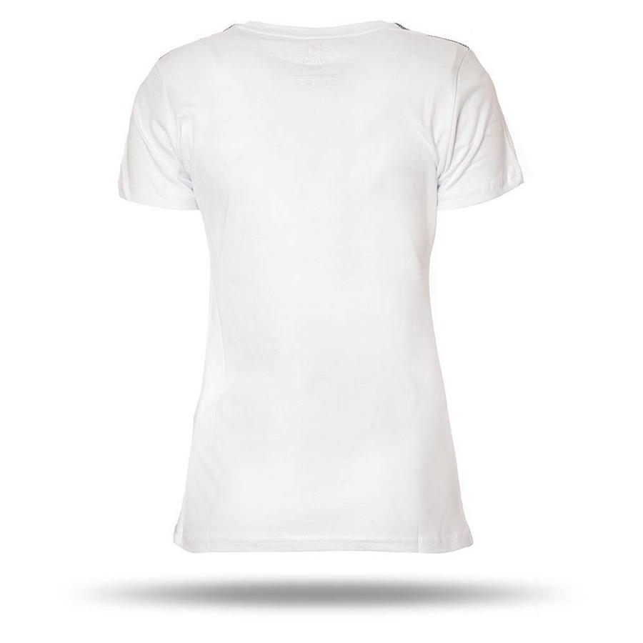 Beşiktaş College T-Shirt Damen 8718101 Weiβ