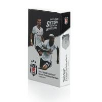 Beşiktaş 2017-18 Saison Carte de fan 21 pc. Series complet