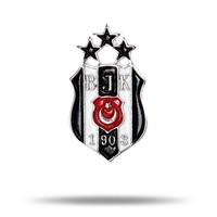 Beşiktaş 3 sterren logo pin