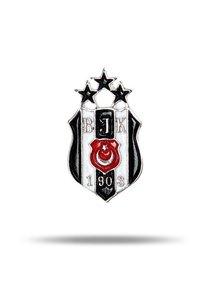 Beşiktaş rosette 3 étoiles logo