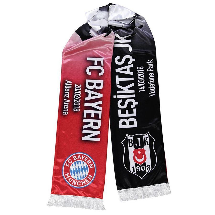 BEŞİKTAŞ JK - FC BAYERN HATIRA SATEN ATKI