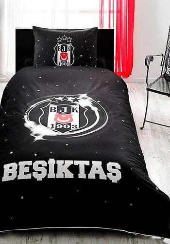 Beşiktaş TAC lizenziert Bettwäsche set 3 sterne