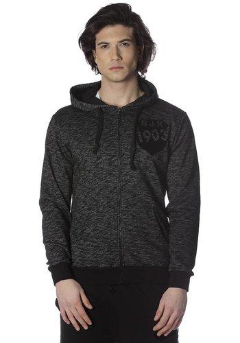Beşiktaş Flock Logo Hooded sweater heren 7818202