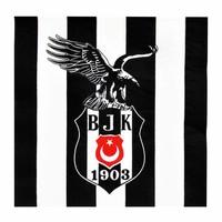 Beşiktaş Paper Napkins 16 pcs. 33 * 33
