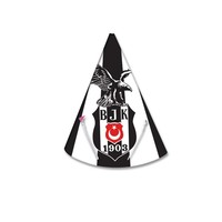 Beşiktaş Chapeau pointu - 6 pcs