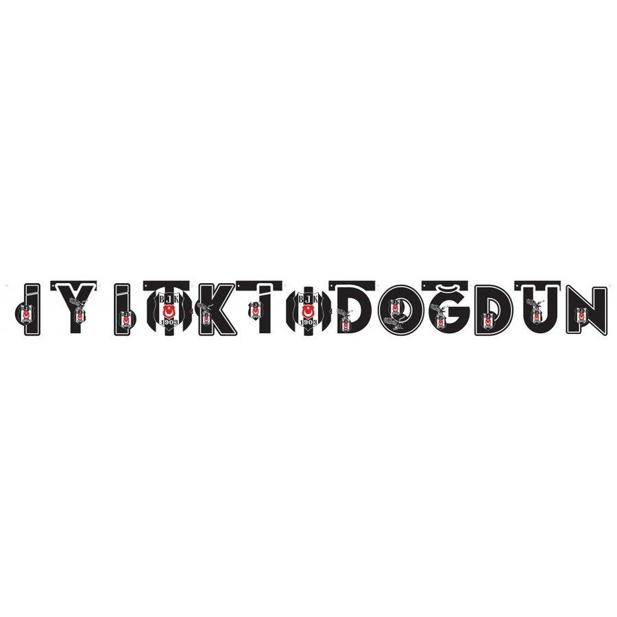 Beşiktaş set anniversaire - 2m