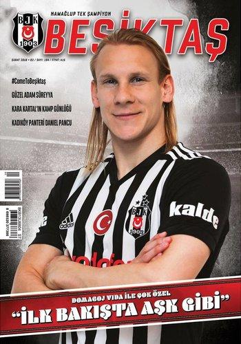 Beşiktaş Zeitschift 2018/02