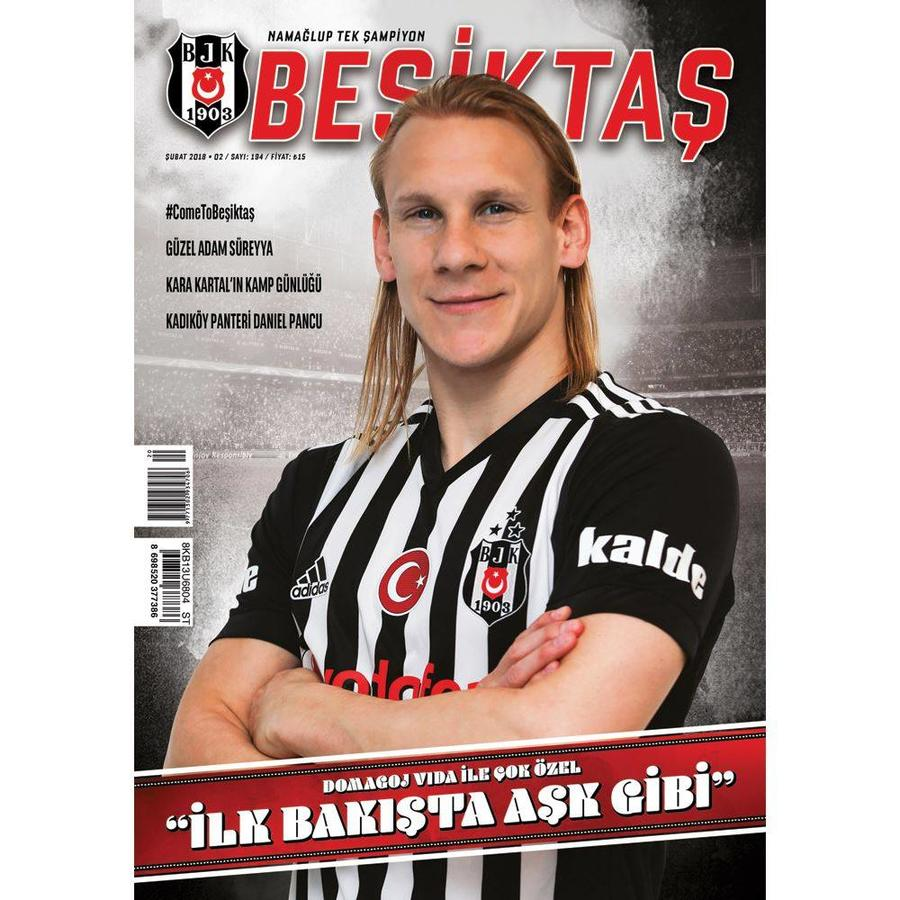 Beşiktaş Periodical 2018/02