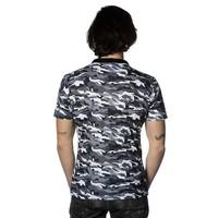 Beşiktaş Mens Camouflage Polo T-Shirt 7818155
