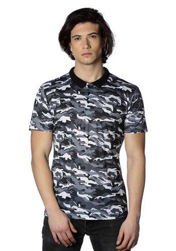 Beşiktaş Camouflage Polo T-Shirt Heren 7818155