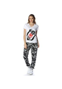 Beşiktaş pantalon entraînement camouflage pour femmes 8818404