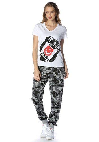 Beşiktaş womens camouflage training pants 8818404