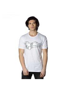 Beşiktaş College T-Shirt Speciaal bedrukt Heren 7818103 Wit