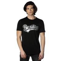 Beşiktaş College T-Shirt Speciaal bedrukt Heren 7818103 Zwart