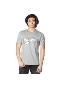 Beşiktaş Mens College T-Shirt Special printed 7818103 Grey