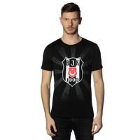 Beşiktaş Zonlogo T-Shirt Heren 7818107 Zwart