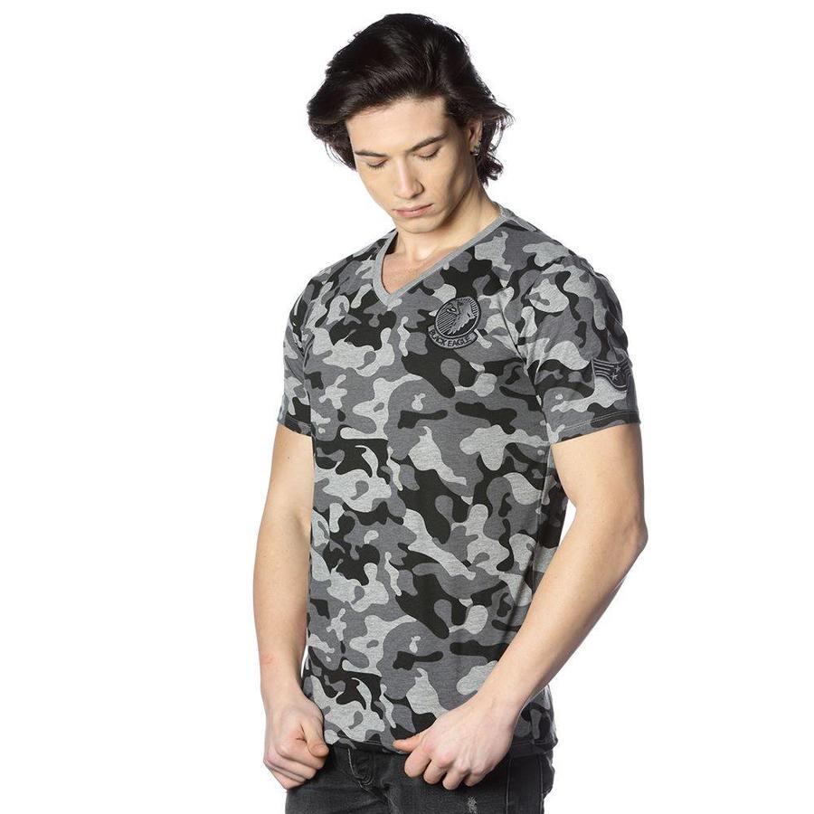 Beşiktaş Mens Army Camouflage T-Shirt 7818109