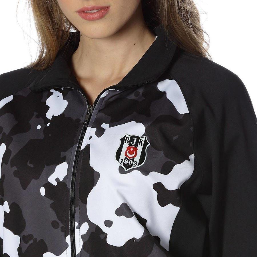 Beşiktaş Womens Camouflage Tracksuit 8818350