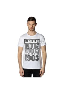 Beşiktaş Billboard T-Shirt pour Hommes 7818131 Blanc