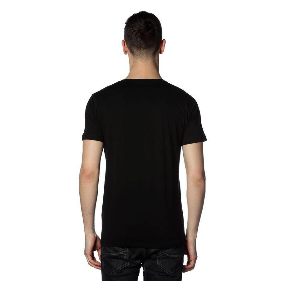 Beşiktaş Billboard T-Shirt Herren 7818131 Schwarz