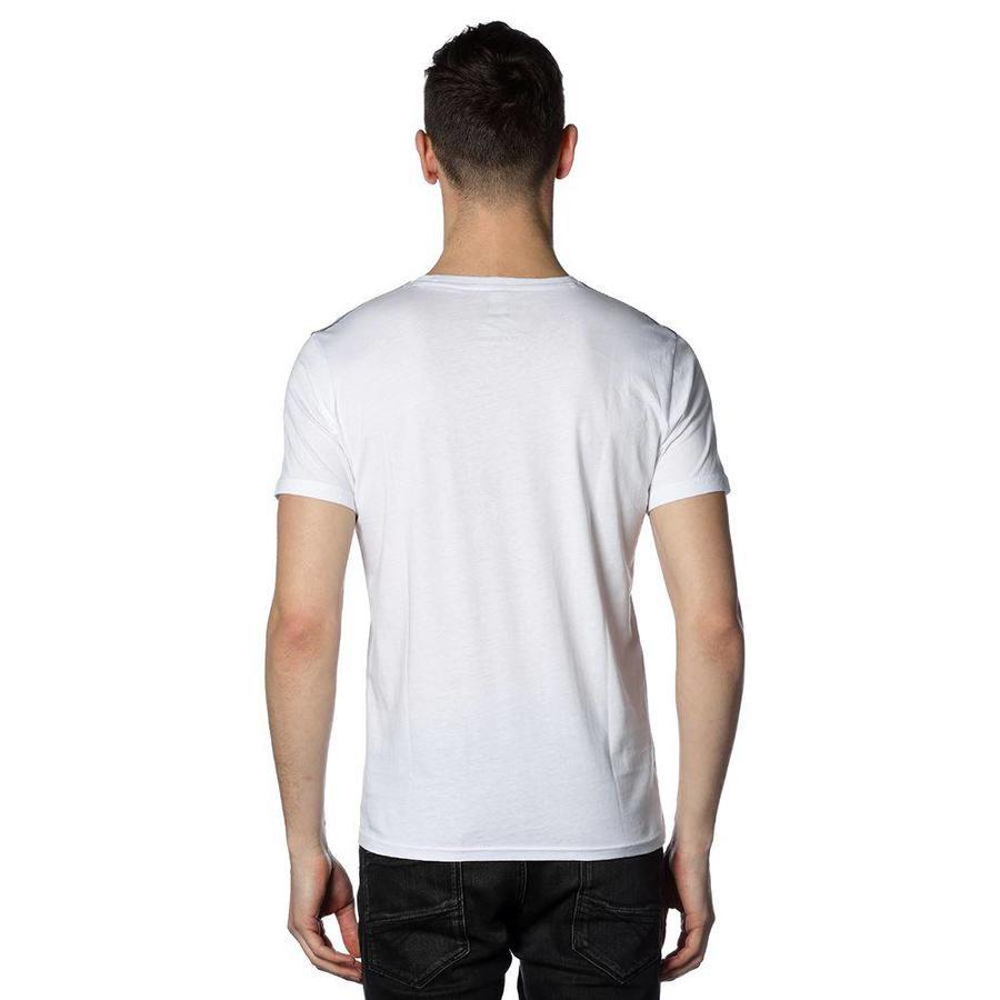 Beşiktaş Mens Screen T-Shirt 7818134 White