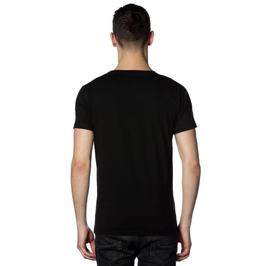 Beşiktaş Bord T-Shirt Heren 7818134 Zwart