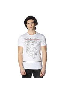 Beşiktaş Arendschets T-Shirt Heren 7818142 Wit