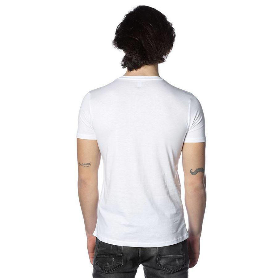 Beşiktaş Mens Eagle Drawing T-Shirt 7818142 White