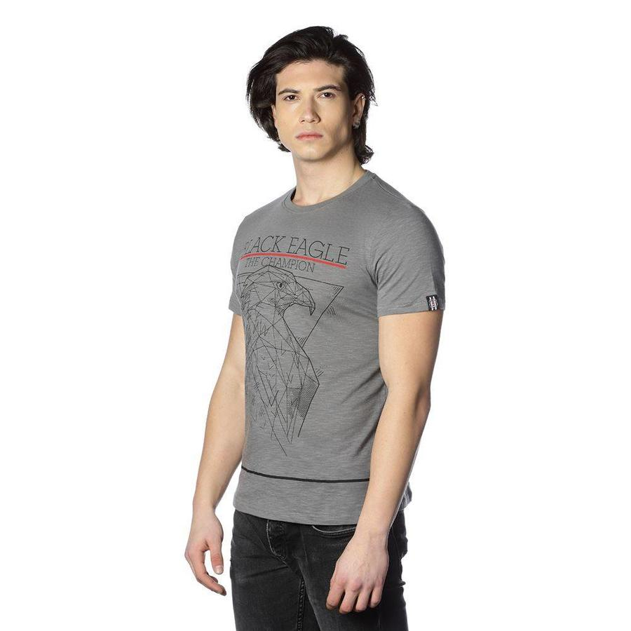 Beşiktaş Mens Eagle Drawing T-Shirt 7818142