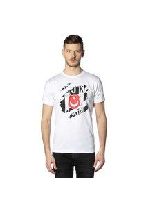 Beşiktaş Patte logo T-Shirt pour Hommes 7818112 Blanc