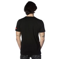 Beşiktaş Mens Vertical Line Logo T-Shirt 7818115