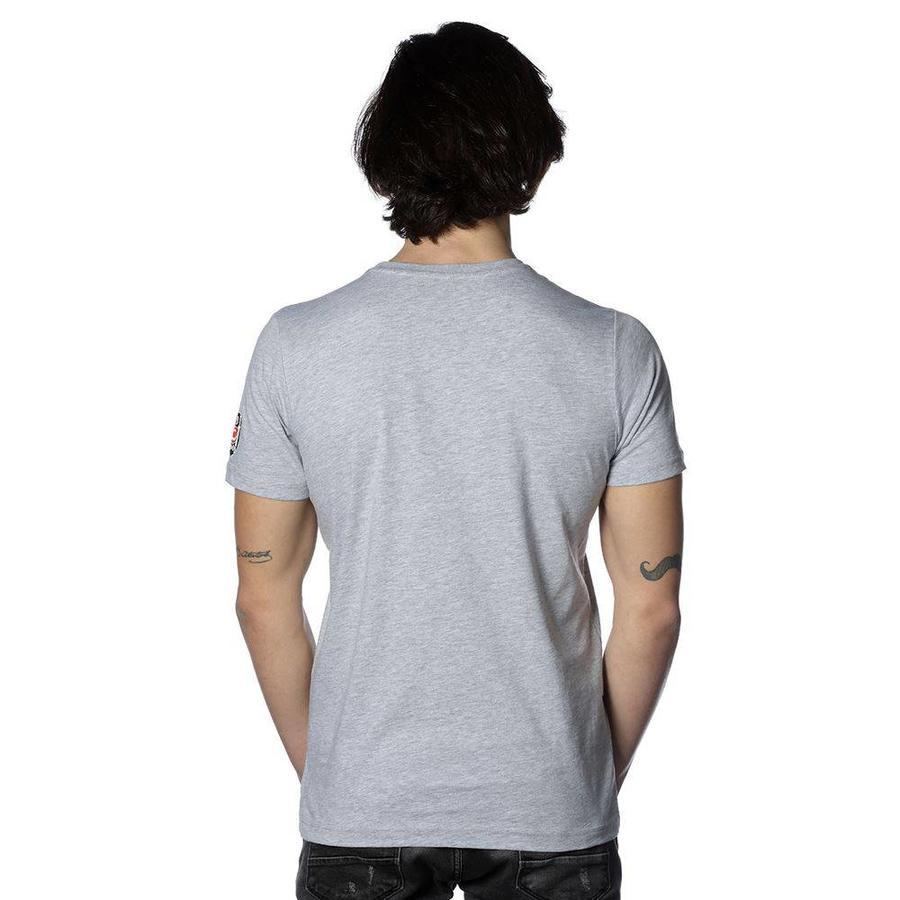 Beşiktaş Arend Supporter T-Shirt 7818118 Grijs