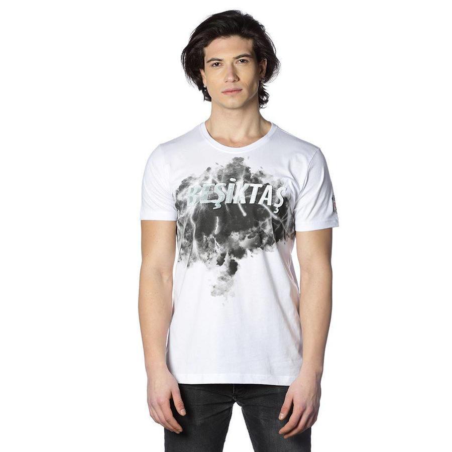 Beşiktaş 3D Gedruckt T-Shirt Herren 7818124