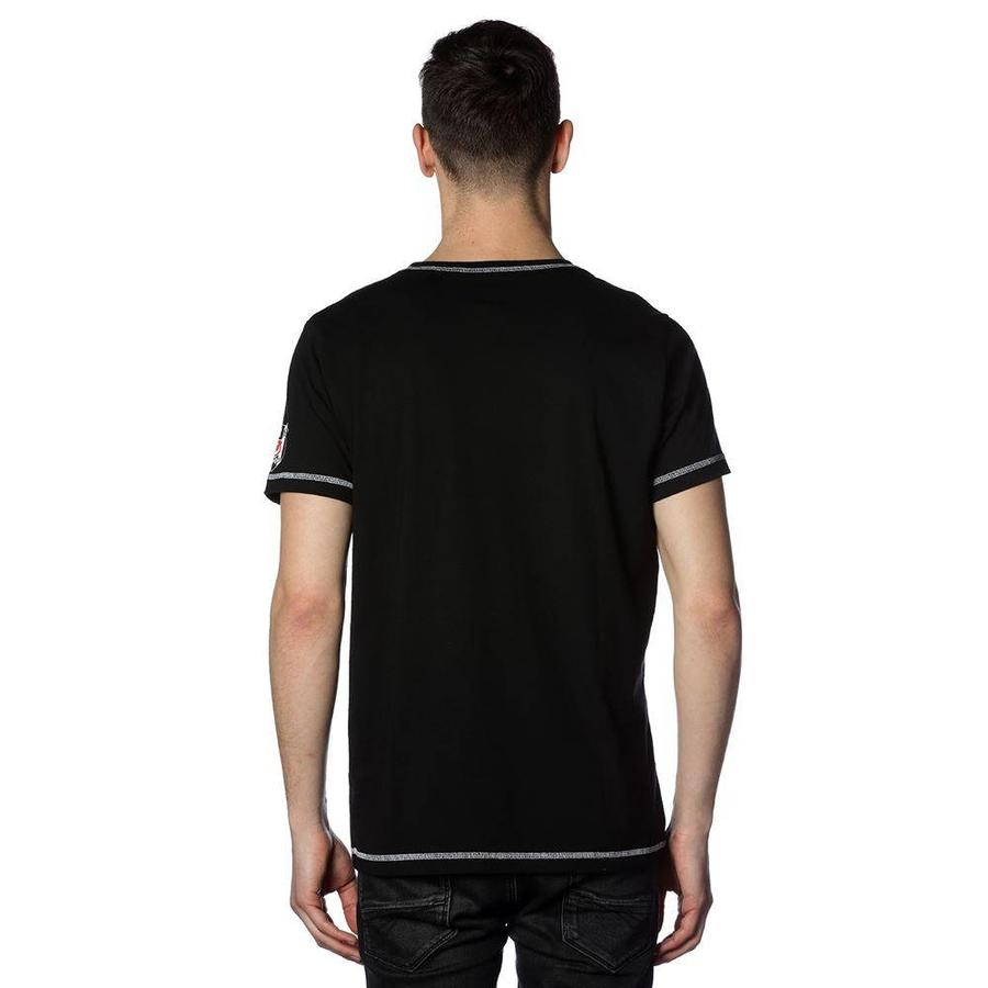 BEŞİKTAŞ KARTAL FIGUR ERKEK T-SHIRT 7818125 Siyah