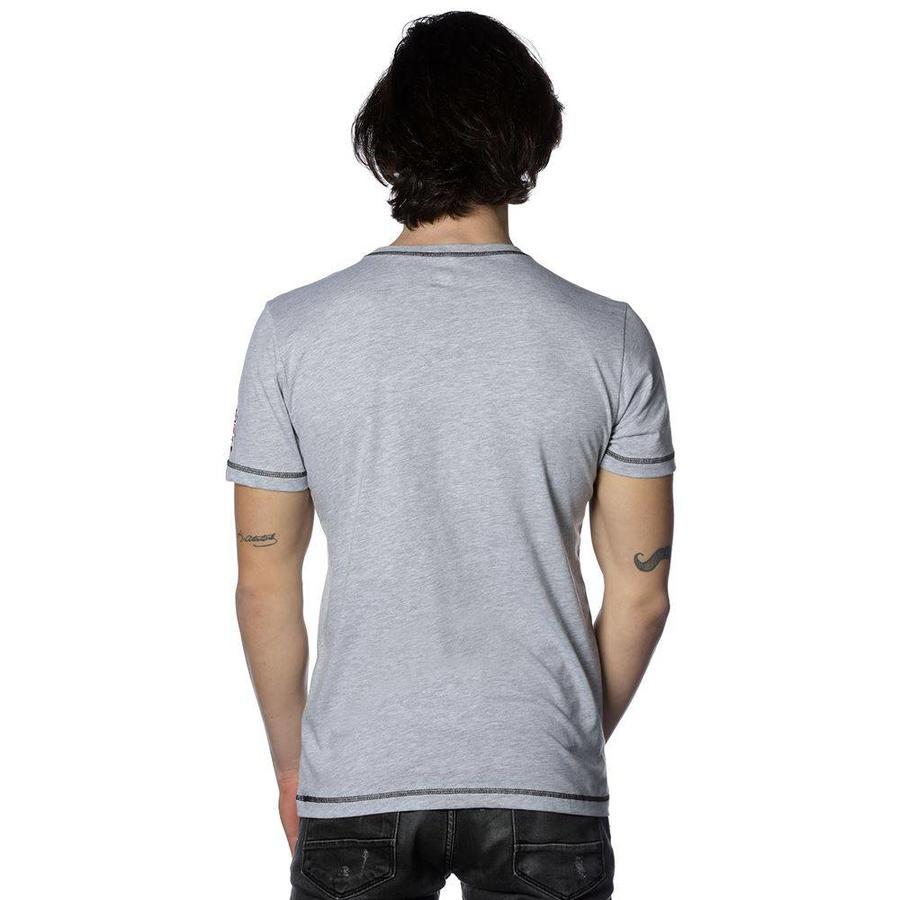 Beşiktaş Adler T-Shirt  Herren 7818125 Grau